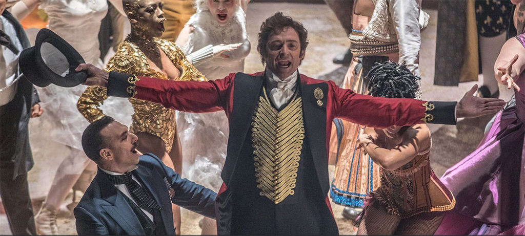 'The greatest showman': un canto a la autenticidad